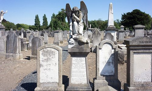 Mount Jerome Cemetery and Crematorium [Harold's Cross Cemetery] [The Streets Of Ireland]