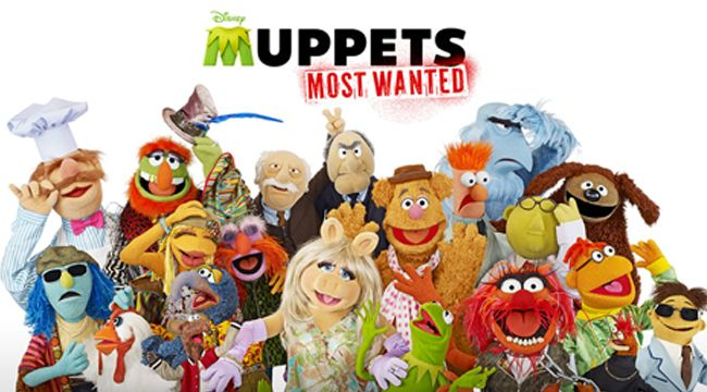 Teaser Trailer zu MUPPETS MOST WANTED kündigt sich als womöglich grossartigstes Sequel aller Zeiten an. #MuppetsMostWanted
