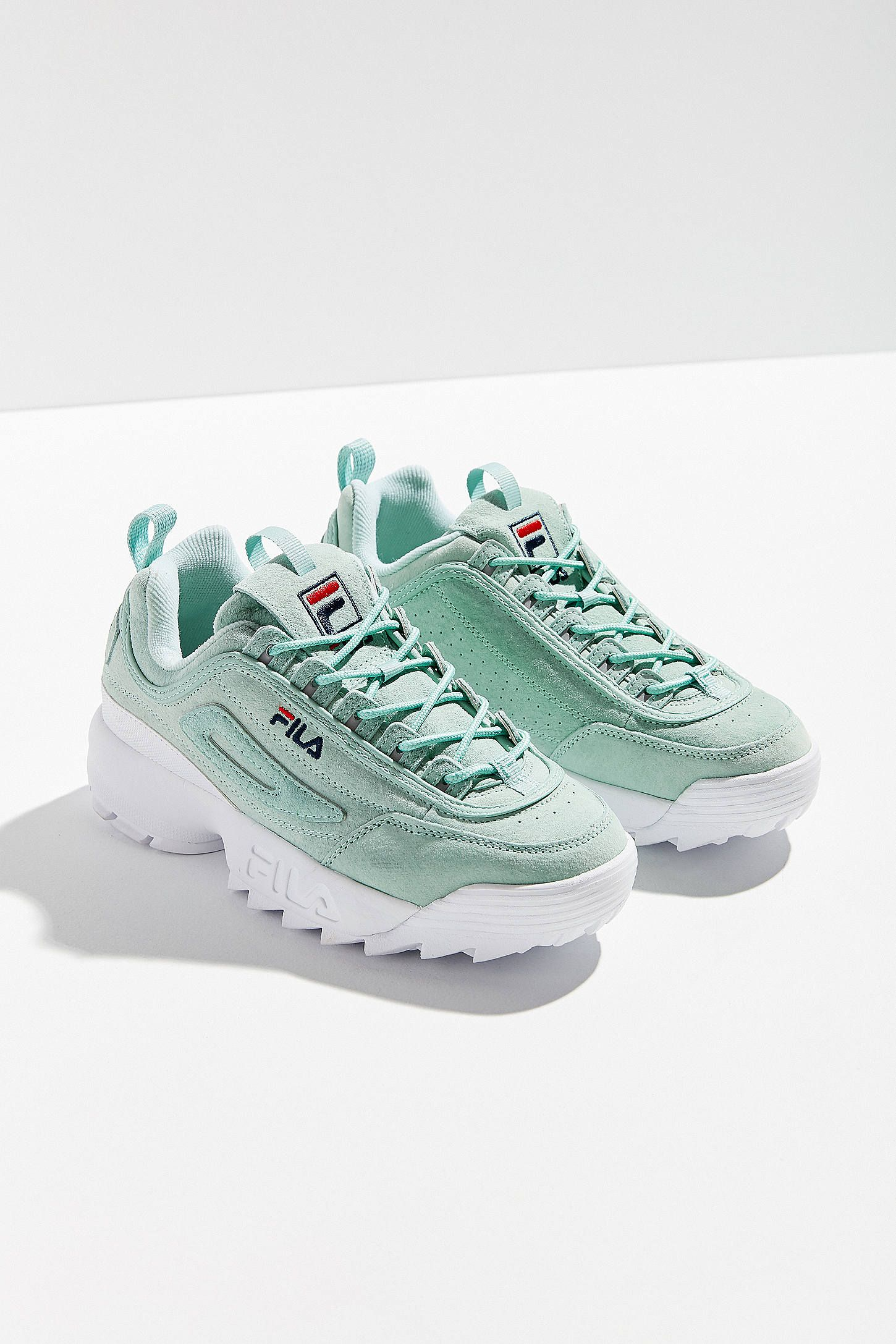 FILA Disruptor II Pastel Sneaker | accessories in 2019 ...