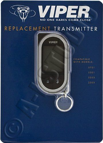 Viper 7351v 2 Way Replacement Remote By Viper 8499 5 Button