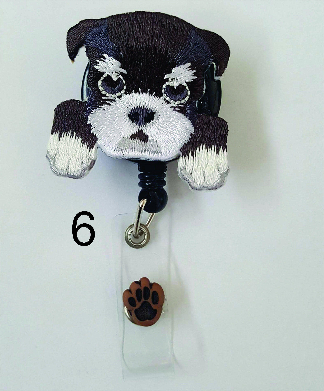 Badge Reel BadgeReel Dog Badge Reel