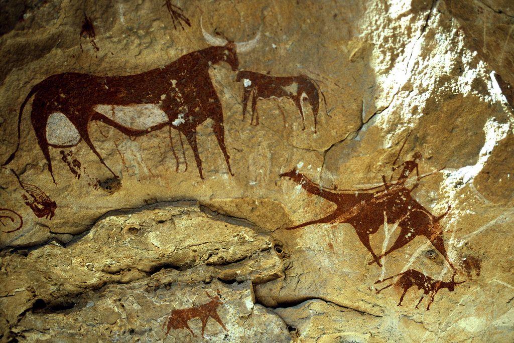 Plateau ennedi sahara tchad peinture rupestre peintures rupestres pinterest plateau - Peinture qui cache les defauts ...