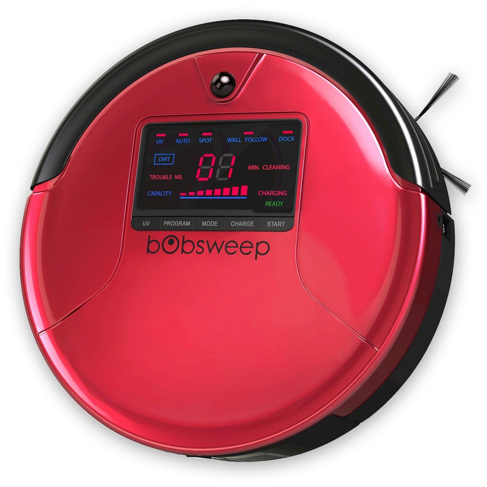 Bobsweep Pethair Robotic Vacuum And Mop Target Vacuums