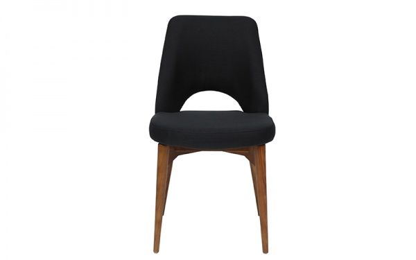 Jarvis Chair Oz Design Childrens Table Chairs 2 Dining Oak Polyester Charcoal Blackwood Furniture Homewares