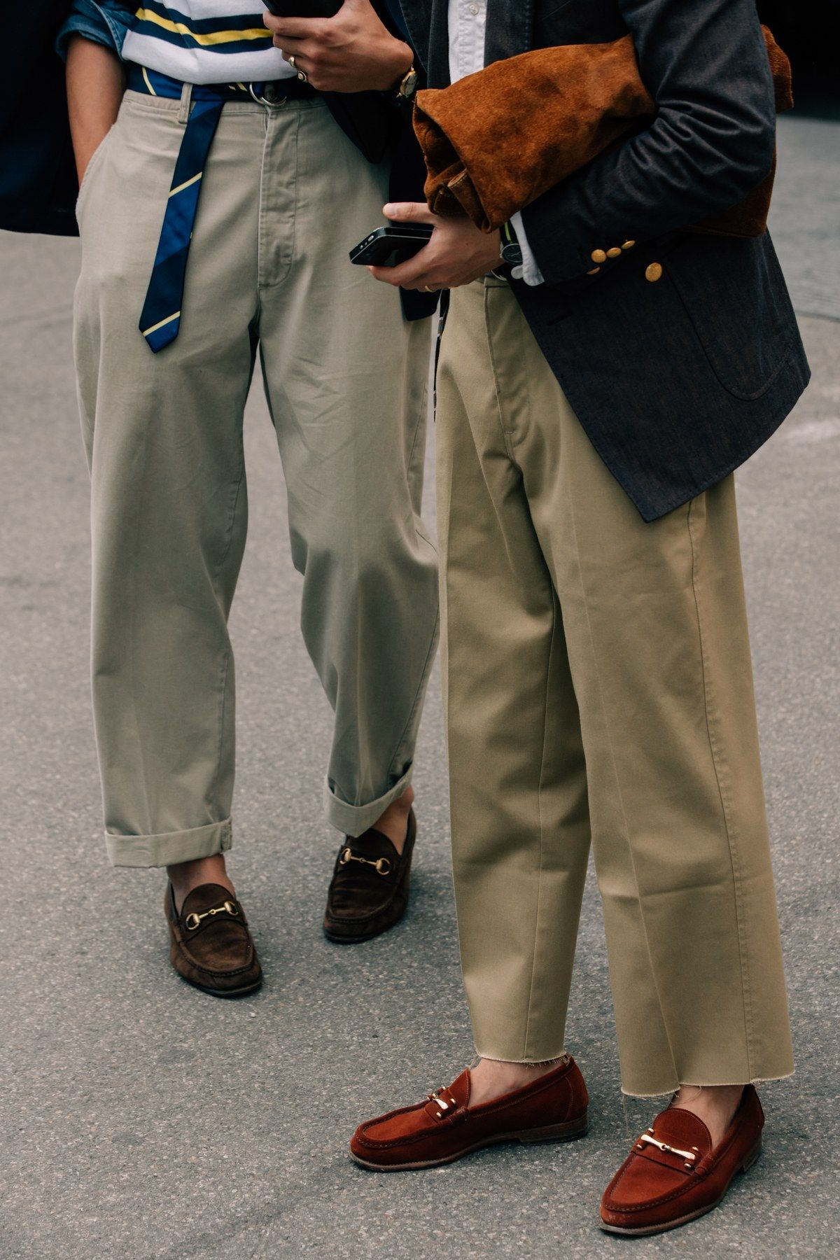 390a45f1d2a92 The Best Street Style from Pitti Uomo | 6.1 | Fashion, Cool street ...