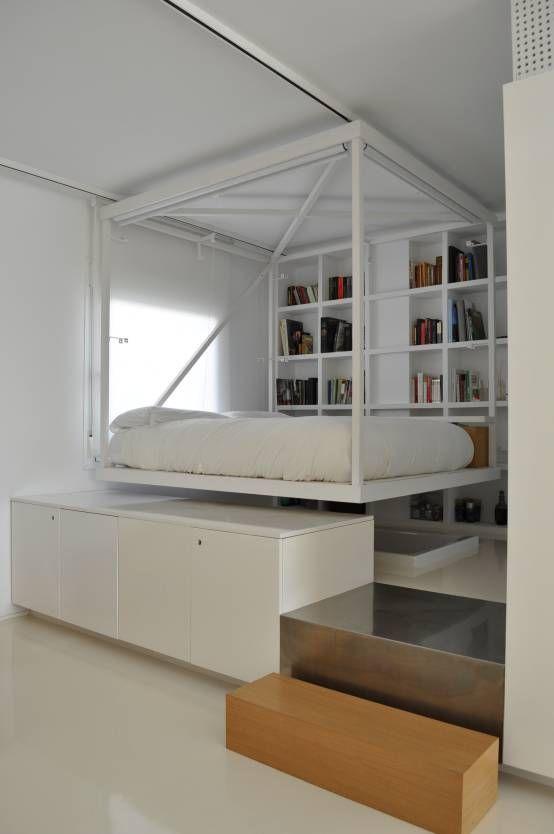 Minimalistische Schlafzimmer von 2G.arquitectos