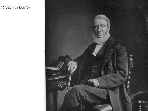 Decimus Burton 1800-1887 The A...