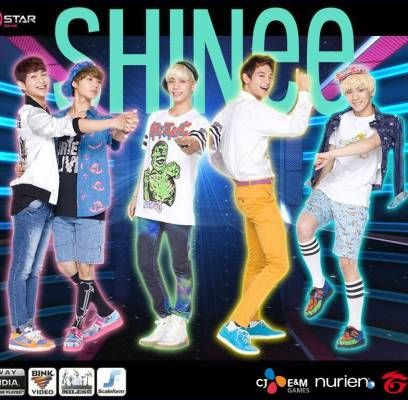 Shinee To Become The Face Of Mstar Online For Singapore And Malaysia Allkpop Com Shinee Jonghyun Online