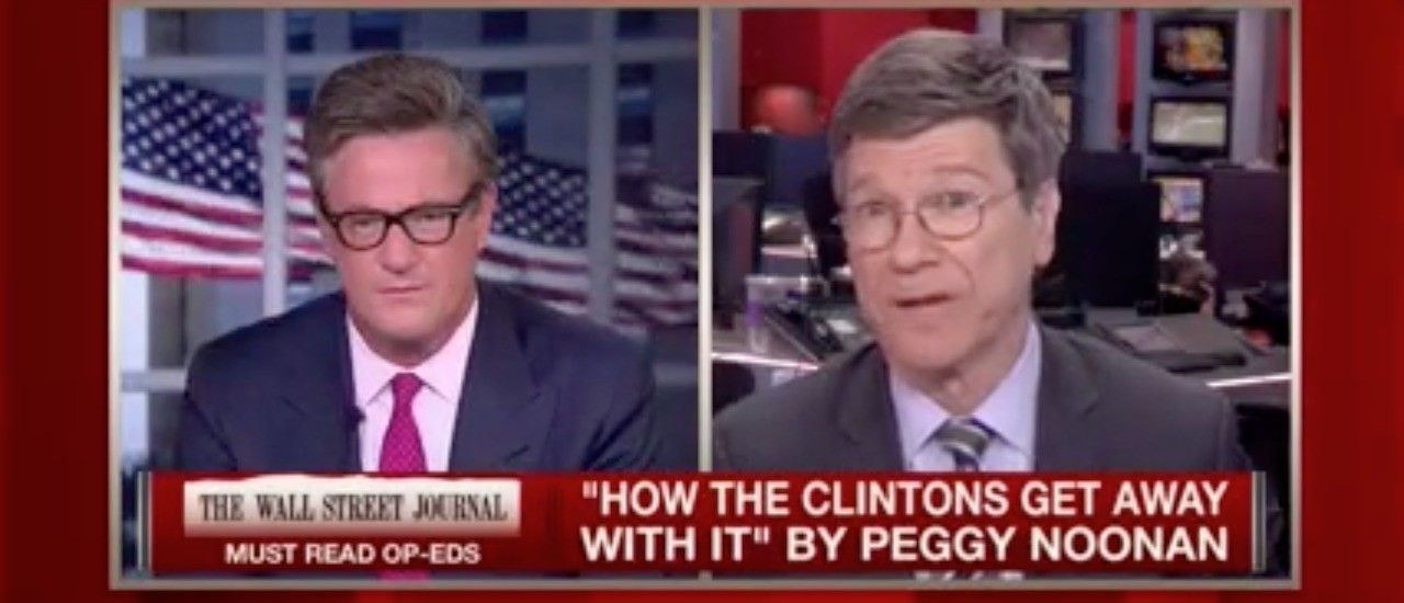 Jeffrey Sachs On Clinton Foundation: 'There's A Lot Of Money Sloshing Around' [VIDEO]