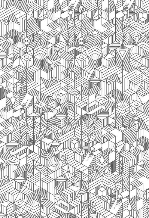 40 motifs textures et patterns d couvrir inspiration. Black Bedroom Furniture Sets. Home Design Ideas