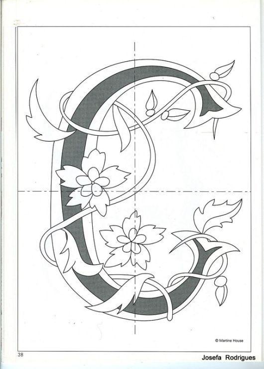 "ninatela.gallery.ru | Gallery.ru / Foto # 31 - Concurso ""monograma Riddle ..."" -2 - ninatela"