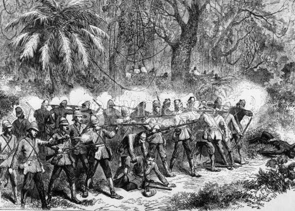 Anglo Ashanti War 1 Jpg 581 415 Ashanti Empire Ashanti African History