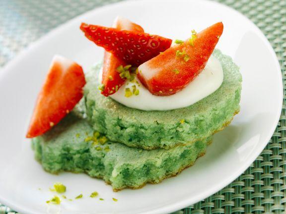 Kekse mit Pistazien und Frischkäse ist ein Rezept mit frischen Zutaten aus der Kategorie Tortelett. Probieren Sie dieses und weitere Rezepte von EAT SMARTER!