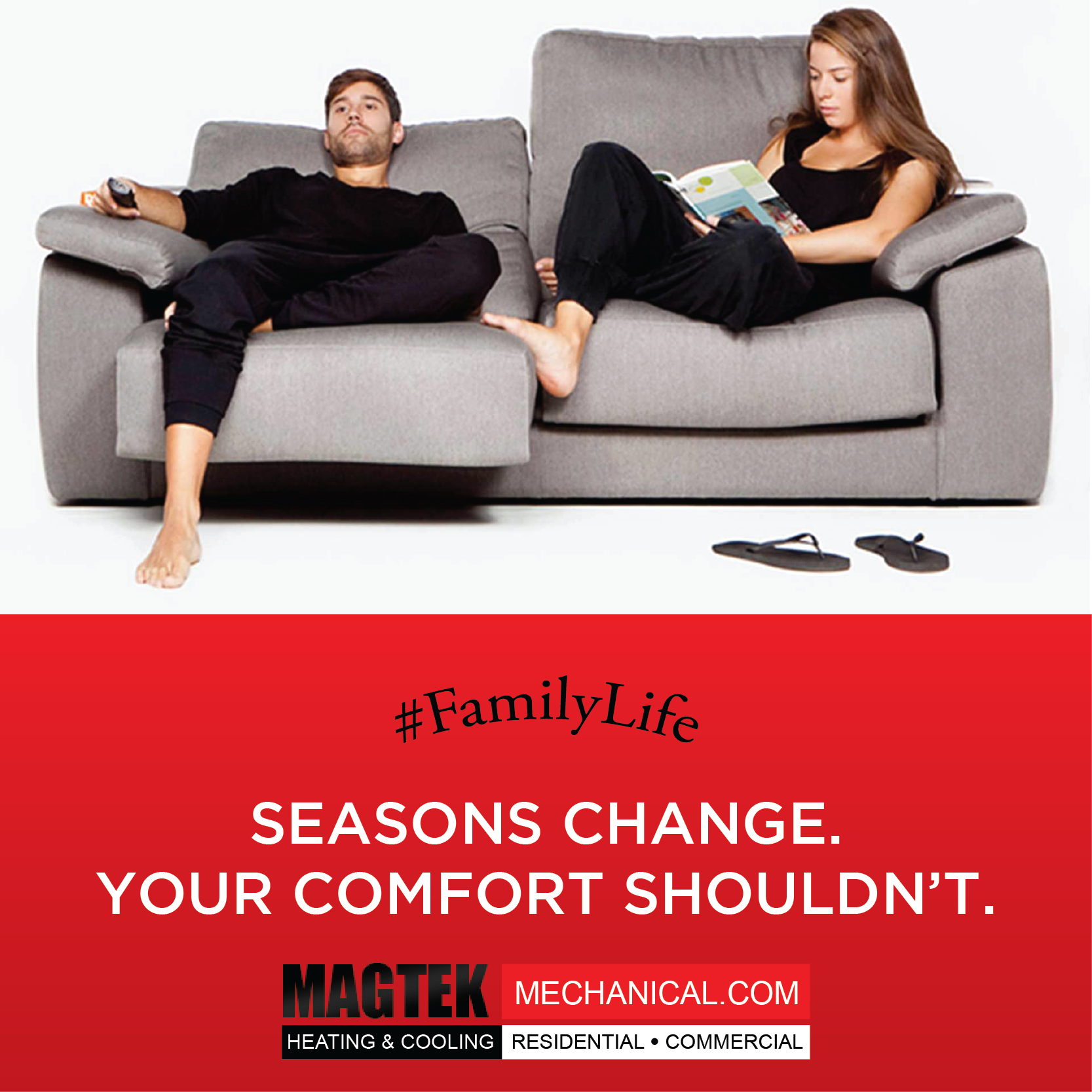 Like If Your House Is Comfortable Familylife Magtek