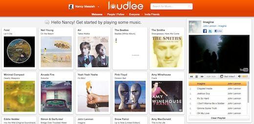 뮤직 핀터레스트, Loudlee. 이제 큐레이션은 소셜의 큰 흐름이 되는군요. 음악 시장은 늘 디지털변화의 최전선에 있습니다. 그래서 더더욱 뜨거울 것 같은 예감의 Loudlee~