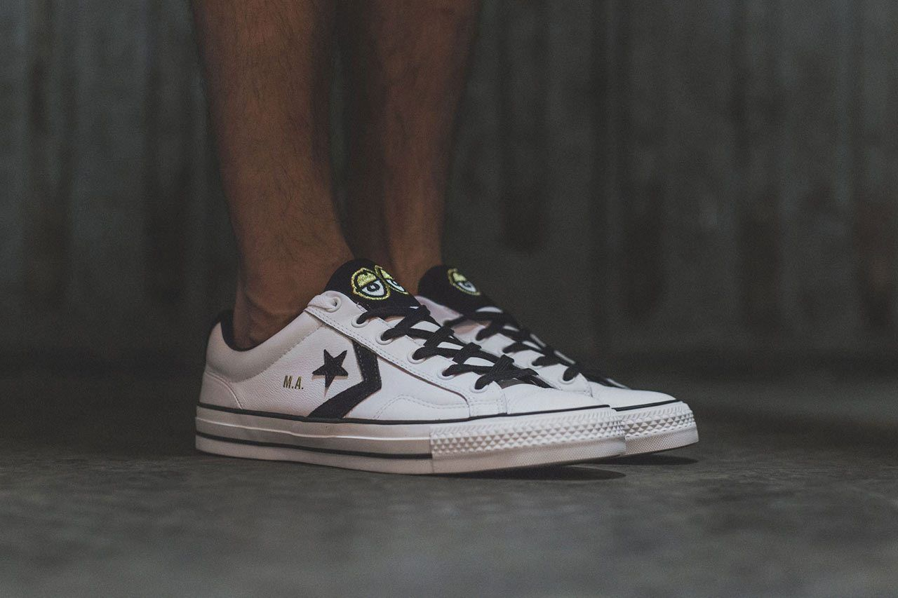 converse x krooked star player pro