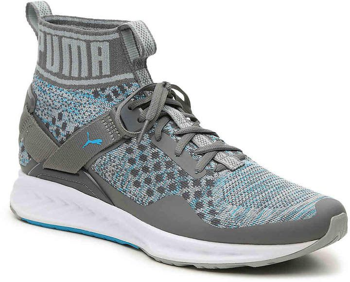 quality design 78f88 727d8 Puma Ignite EvoKnit High-Top Sneaker - Men's | Sneakers in ...