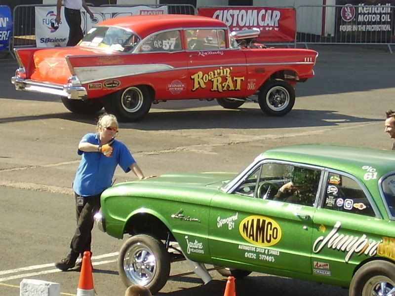 Jalapeno Falcon Gasser Roarin Rat 57 Chevy Drag Racing Cars Drag Racing Vintage Racing