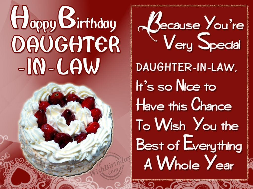 Happy Birthday Wishes For Daughter In Law 4 Jpg 1024 768 Happy Birthday Cousin Happy Birthday Man Birthday Wishes For Nephew