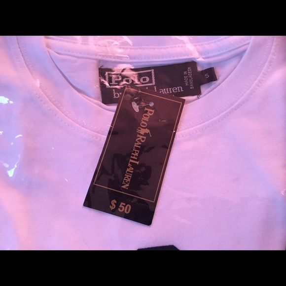 Men's Polo Ralph Lauren T shirt Condition: new with tag brand new unused and unworn item. Ralph Lauren Tops Tees - Short Sleeve