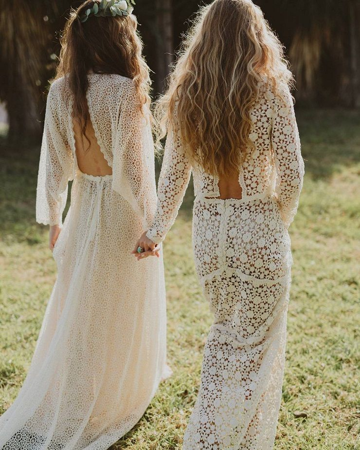 These Wedding Dresses Would Look Glamorous On All Sorts Of