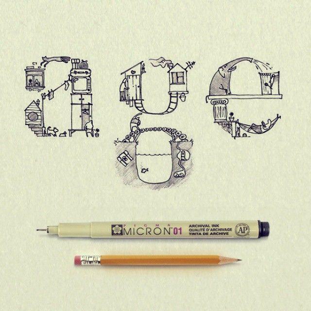 Lettering Letter Font Myart Instaart Art Sketch Sketchbook