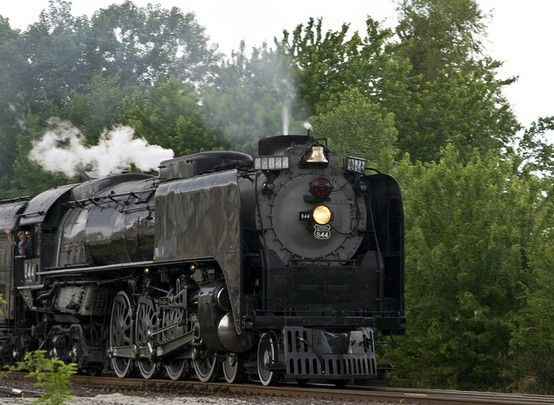 1959 UPRR #844 just incredible