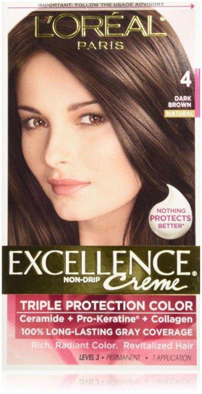 Loreal Paris Excellence Triple Protection Permanent Hair Color