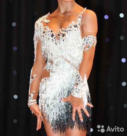 ac6d7cb0b16 Продаю платья для бальных танцев(латина) купить в Москве на Avito —  Объявления на сайте Avito