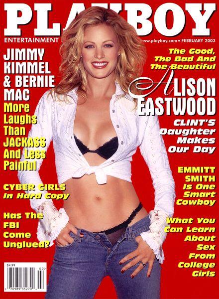 Playboy (USA) - February 2003