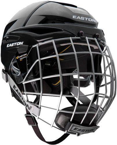 Easton E400 Helmet Combo By Easton 87 99 Easton E400 Senior Hockey Helmet W Cage Dual Density Vinyl Nitile Liner And S Helmet Hockey Helmet Football Helmets