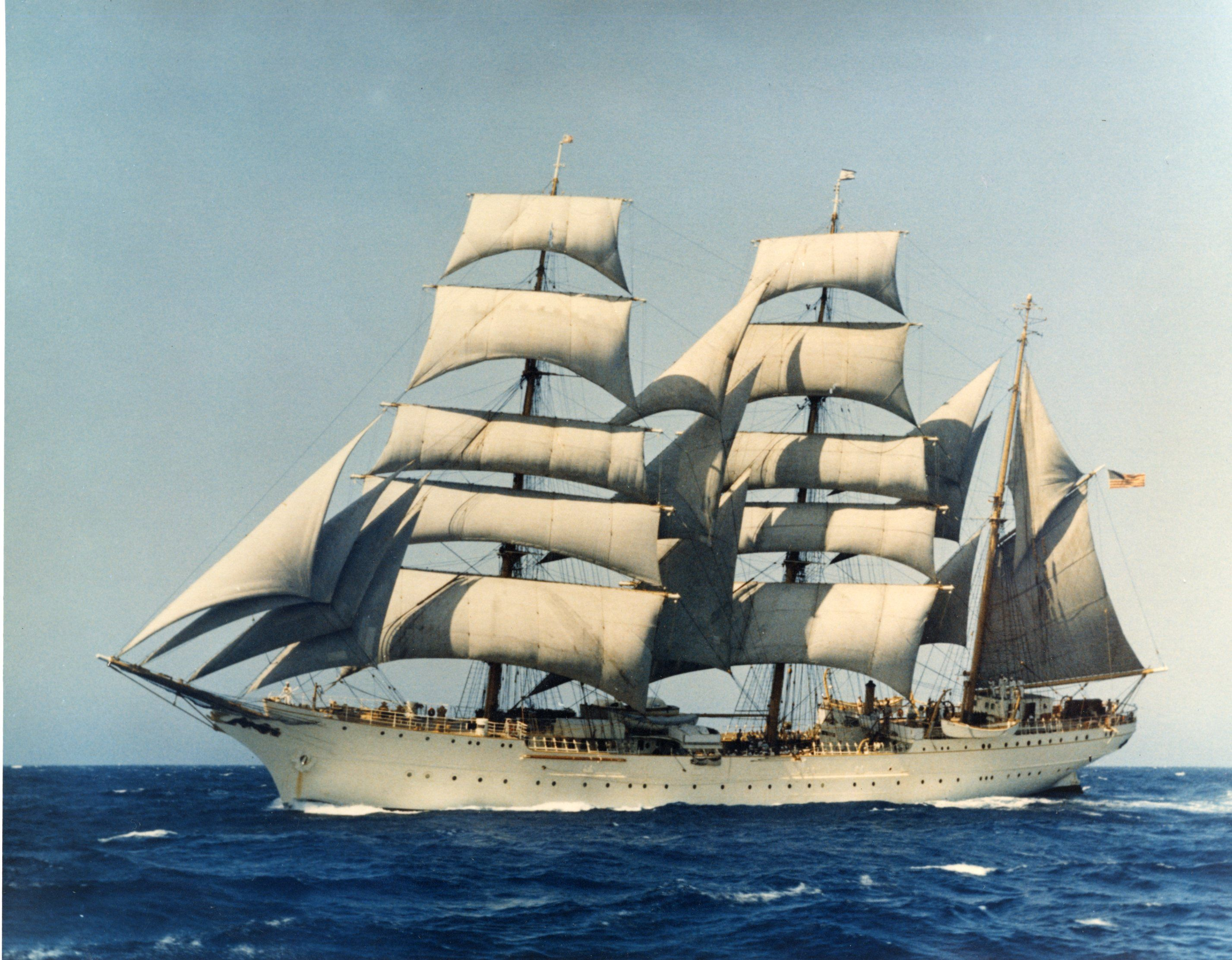 Uscgc Eagle #Uscg #Eagle #Barque #1812 #Unitedstatescoastguard