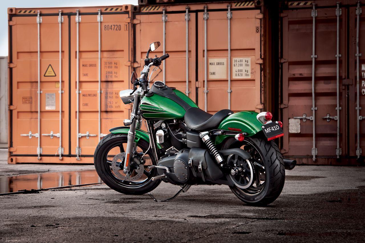 Harley Davidson bad boy