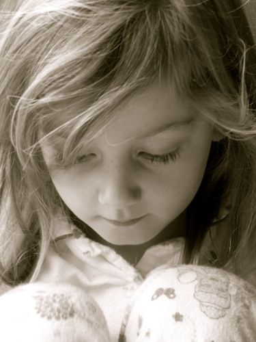A story about a little girl with long hair. A little girl who has Aspergers. #autism #aspergers