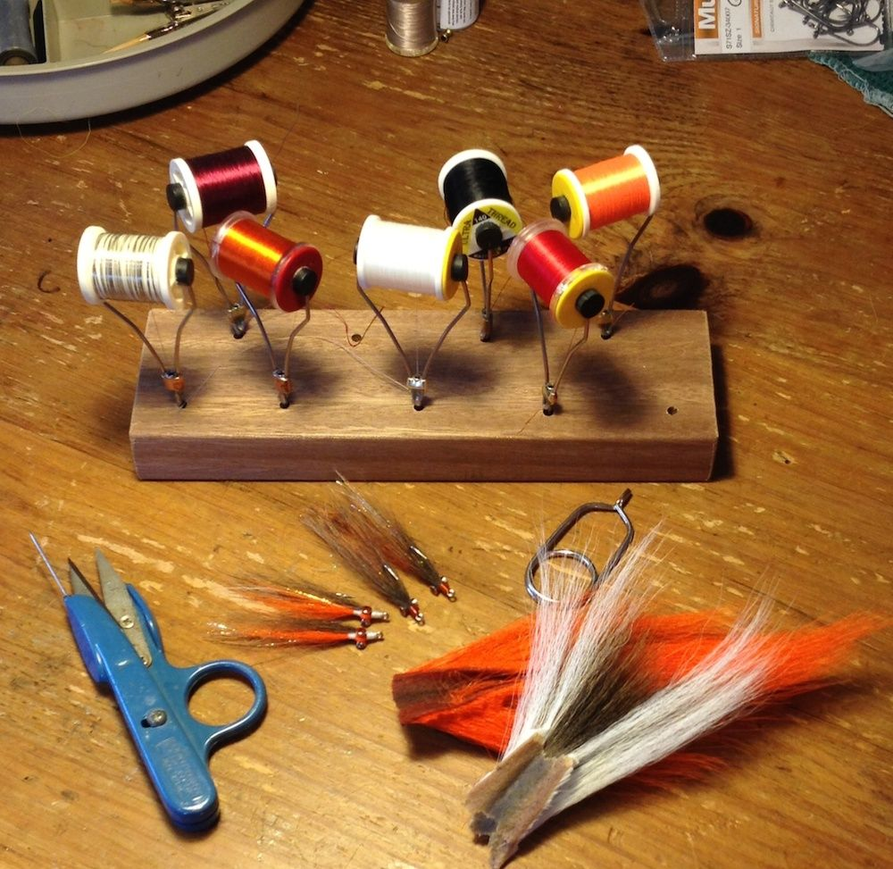 Saltwater fly tying fishing tips and tricks for Diy fly fishing