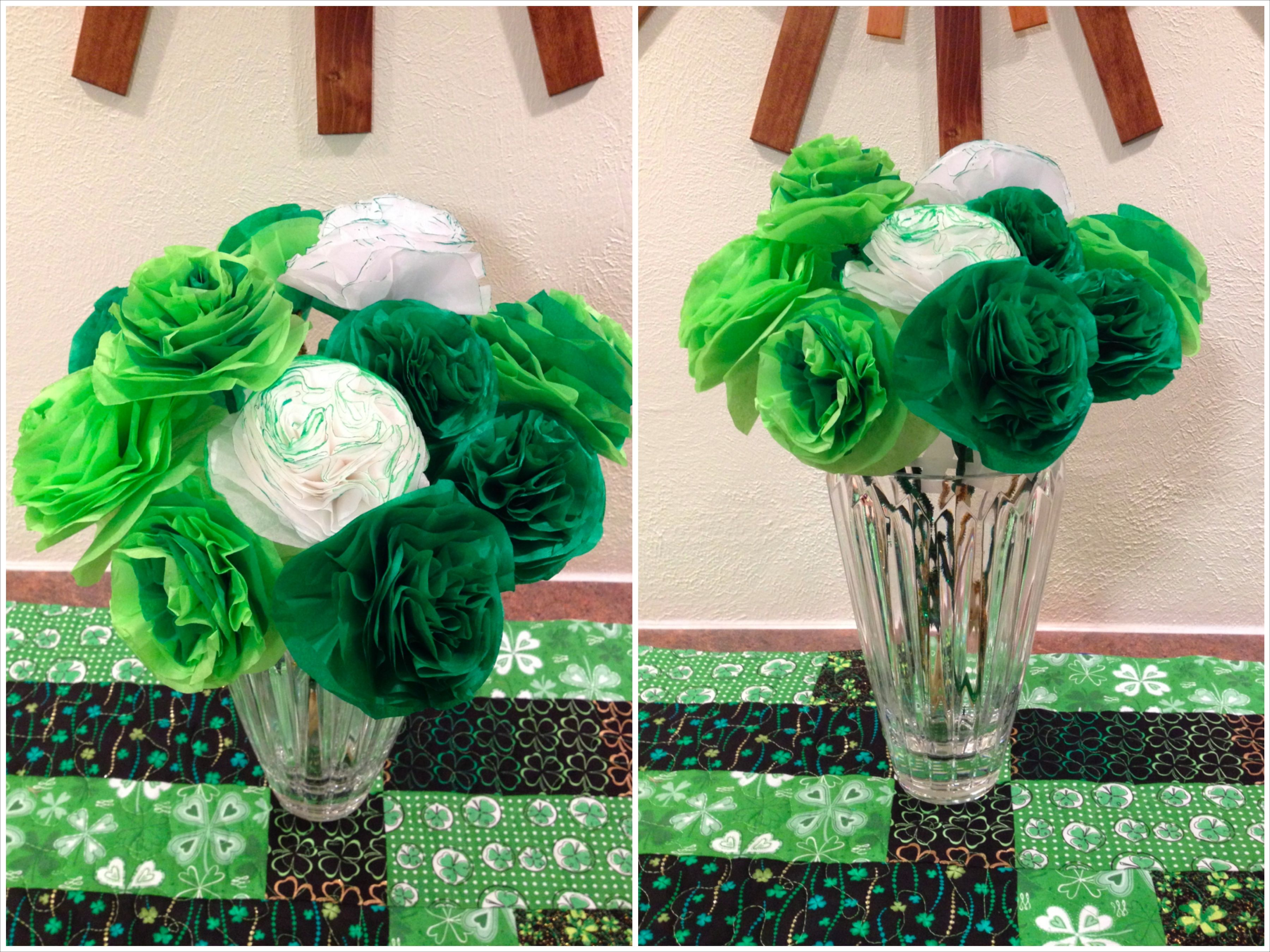 Pin By Stephanie Blum On Home Pinterest Tissue Paper Flowers And