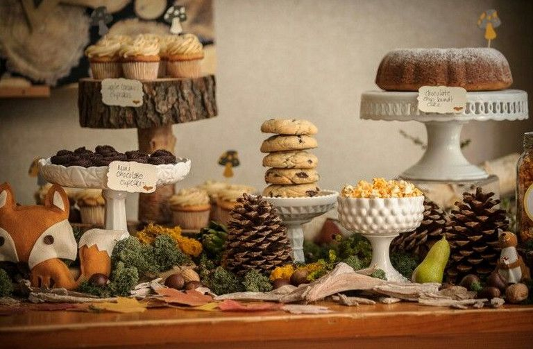 Woodland Baby Shower Ideas ~ December th posted in baby shower ideas baby thornton