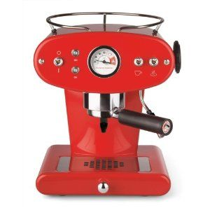 Francis Francis X1 retro Coffe Maker | Ground coffee ...