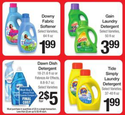 Food 4 Less Gain Laundry Detergent Only 1 99 The Accidental Saver Gain Laundry Detergent Gain Laundry Laundry Detergent