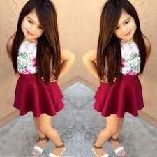Resultado De Imagen Para Ropa De Niñas Ala Moda Baby Girl Moda