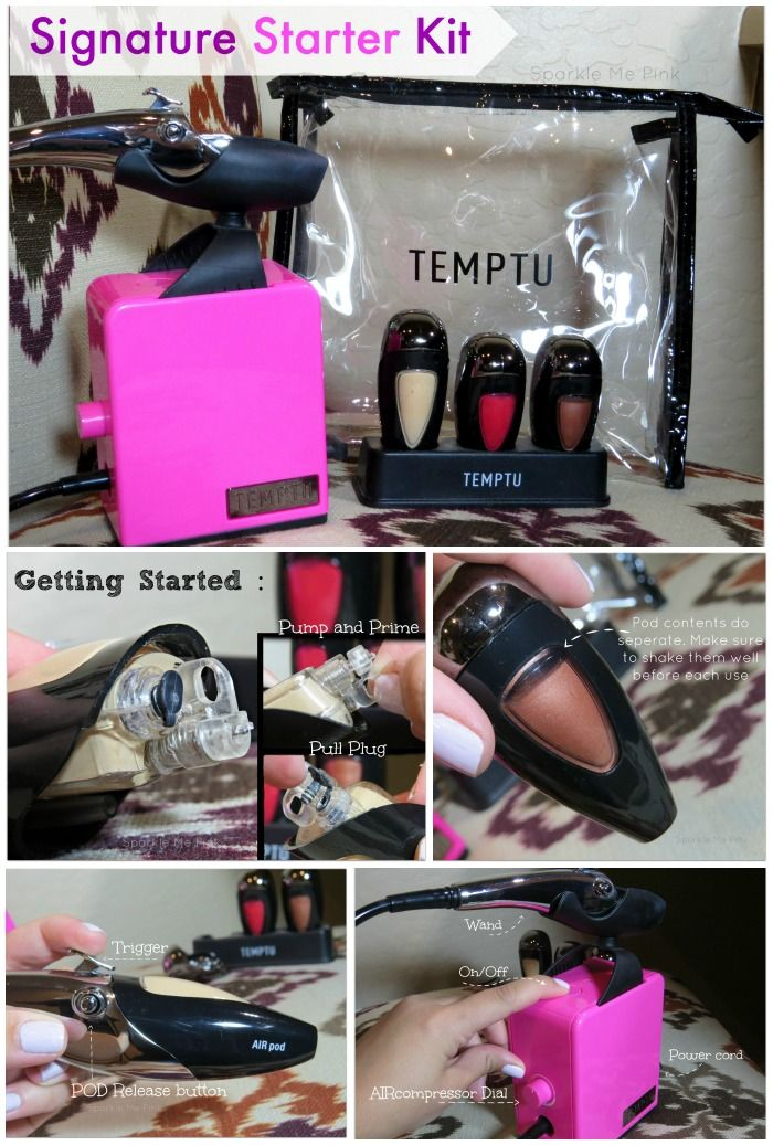 TEMPTU AIRbrush Makeup Everything You NEED to Know