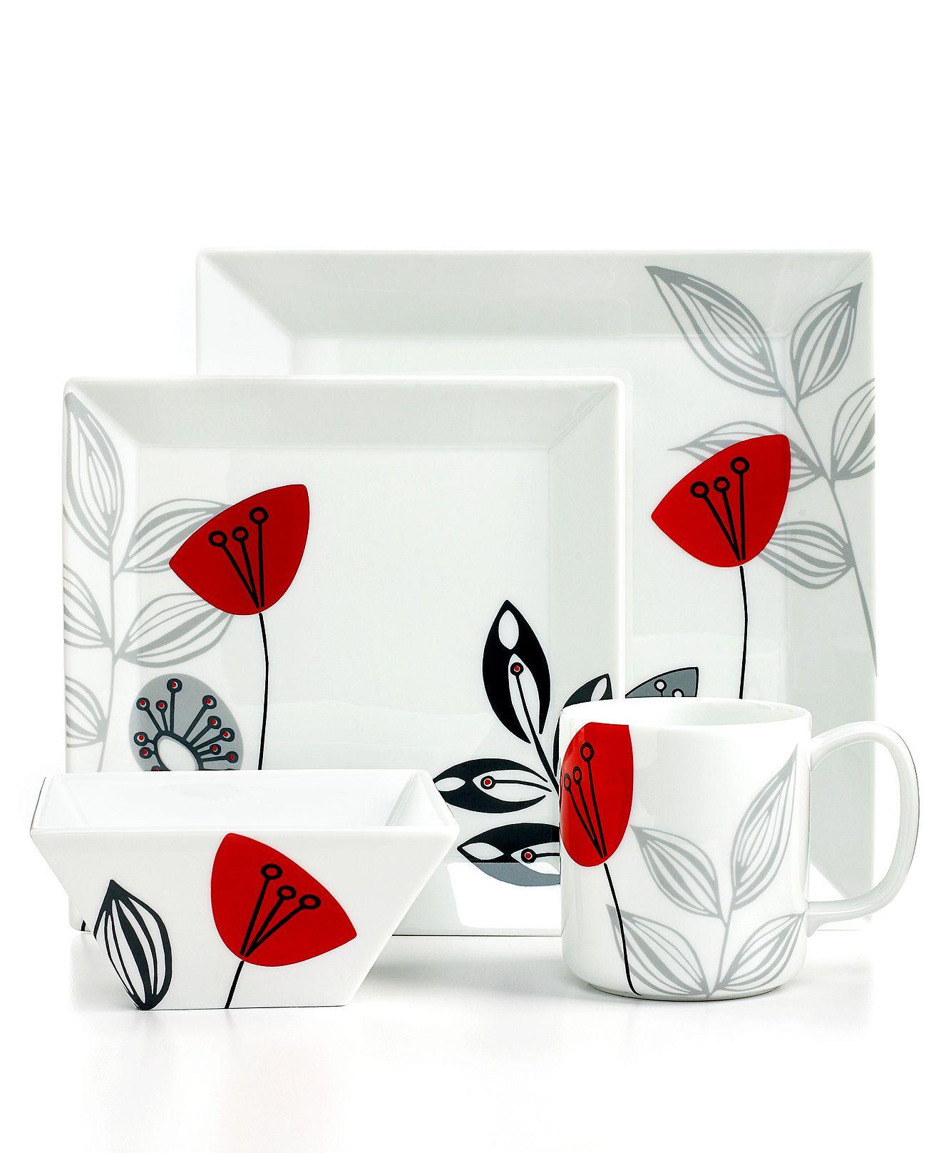 cute dinnerware porcelaine peinture sur c ramique. Black Bedroom Furniture Sets. Home Design Ideas