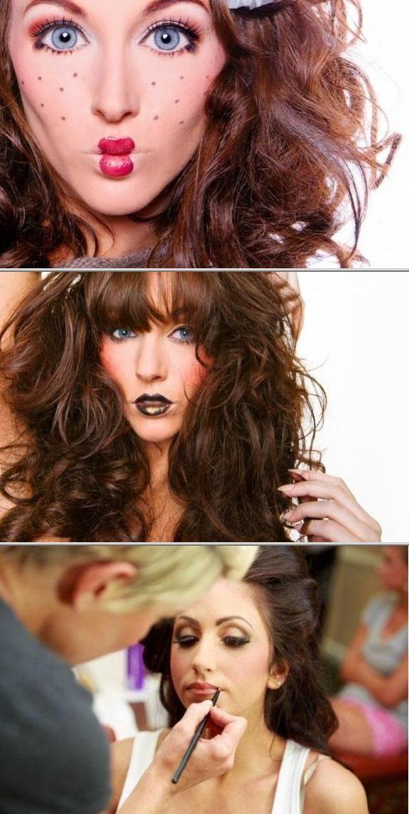 Airbrush Makeup & Hair Artistry Artistic hair, Hair