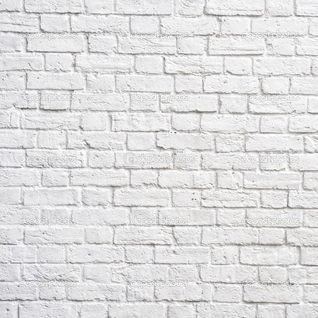 Color Blanco White Painted White Brick