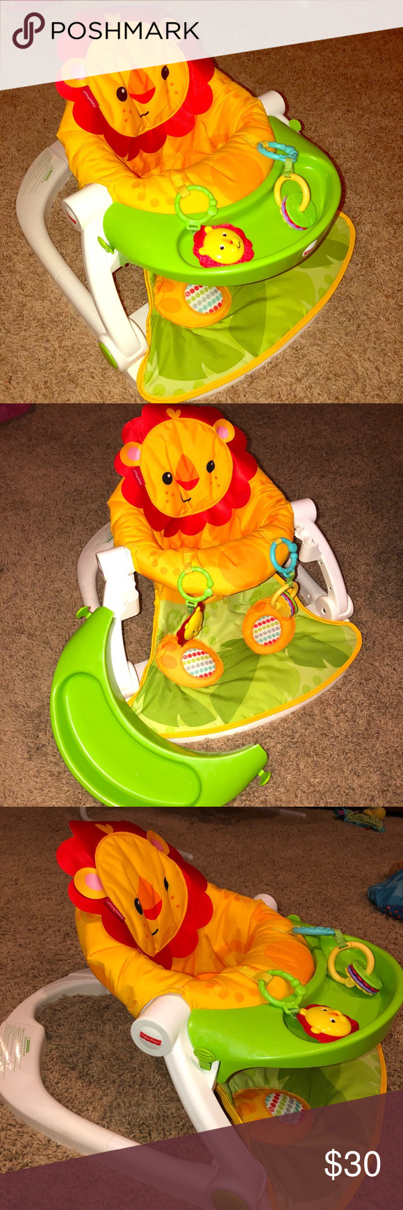 Fisher Price Sit Me Up Floor Seat Floor Seating Fisher Price