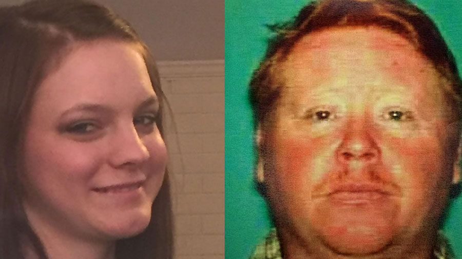 The Amber Alert issued Tuesday for a missing teenager last