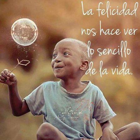 La Felicidad Nos Hace Ver Instagram De Prozesa Frases De Niños Felices Frases Bonitas Reflexiones De Felicidad