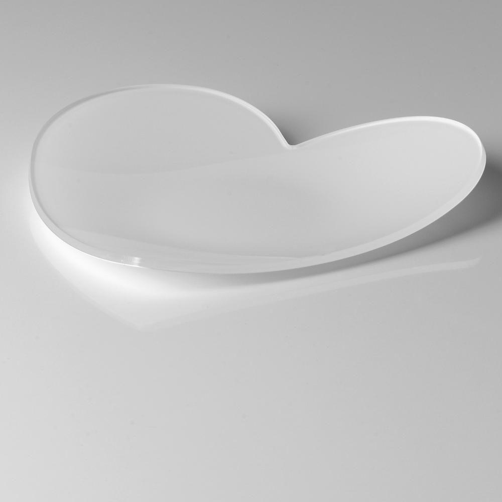 Vuotatasche PICCHE in Plexiglass 21,5x25xh2 cm Nero | Vesta | Stilcasa.Net: svuotatasche