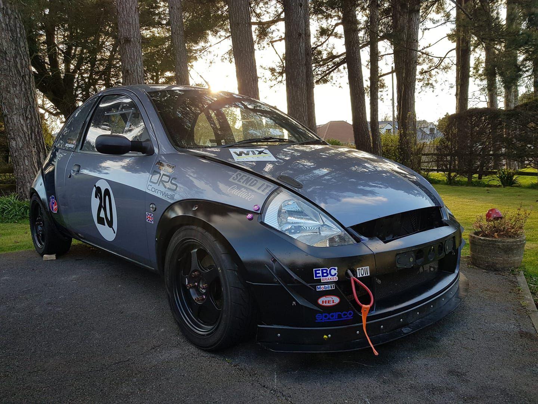 Ford Ka Tuning Race Car Body Kit Em 2020