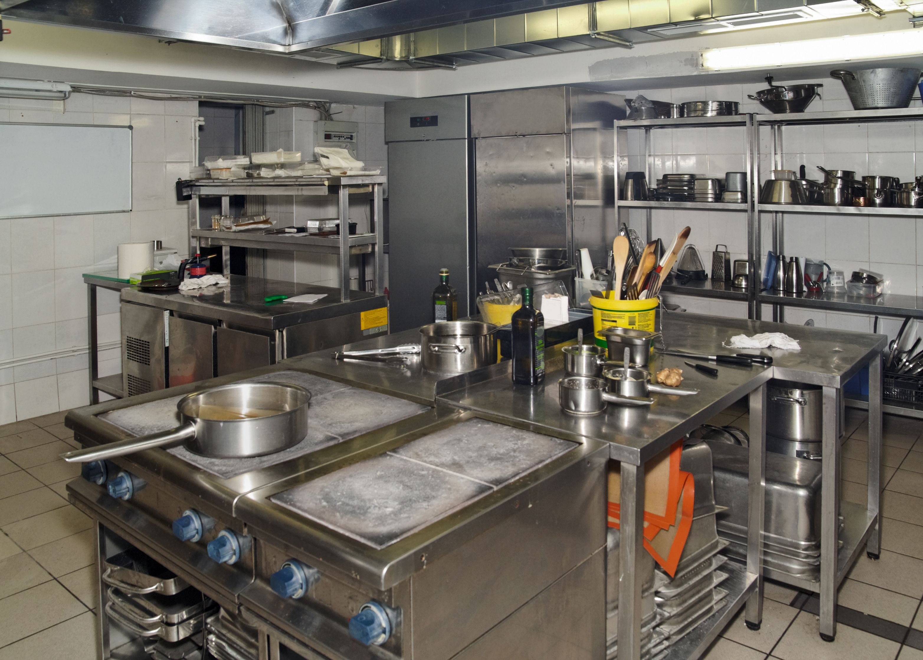Hoodmart Offers A Full Line Of Kitchen Ventilation System Packages